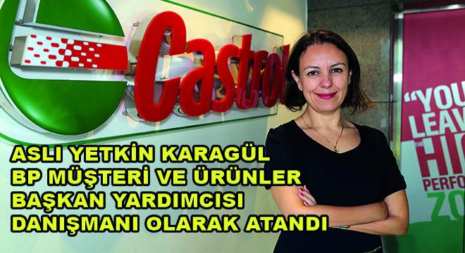 Aslı Yetkin Karagül Bp Müşteri ve Ürünler Başkan Yardımcısı Danışmanı Olarak Atandı