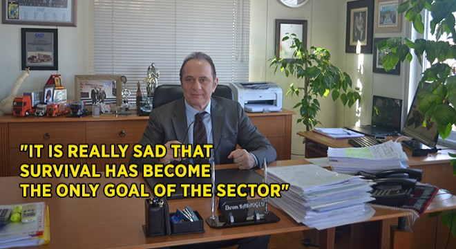 ''It Is Really Sad That Survival Has Become the Only Goal of The Sector''