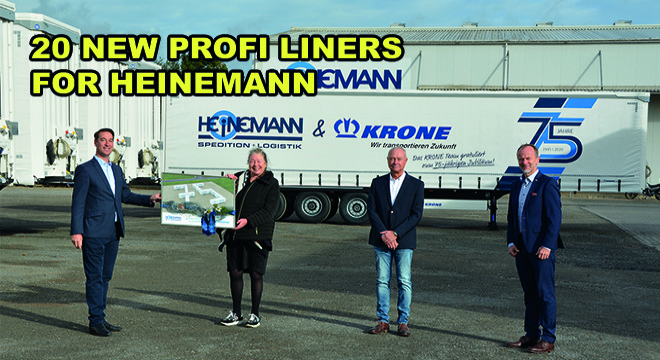 20 New Profi Liners for Heinemann