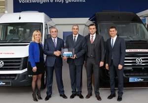 Volkswagen Craft - ticari faaliyetler için mükemmel bir kamyon