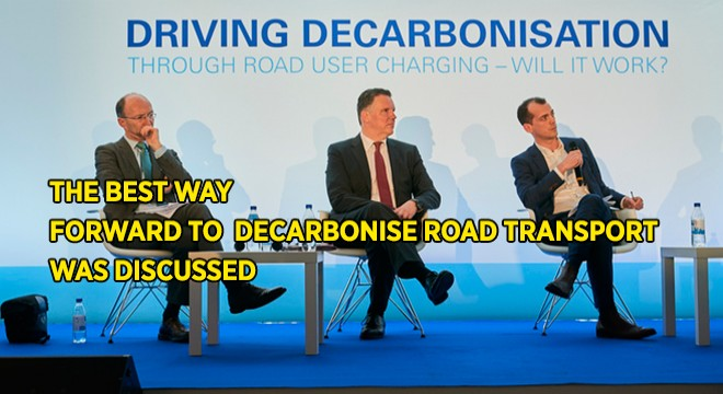 The Best Way Forward To Decarbonise Road Transport Was Discussed