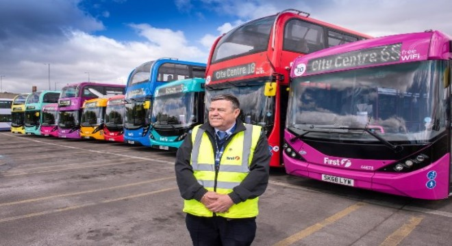 Alexander Dennis reached the crossroads