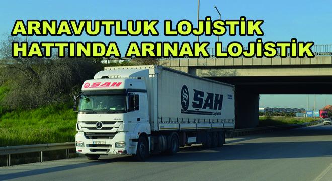 Arnavutluk Lojistik Hattında Arınak Lojistik
