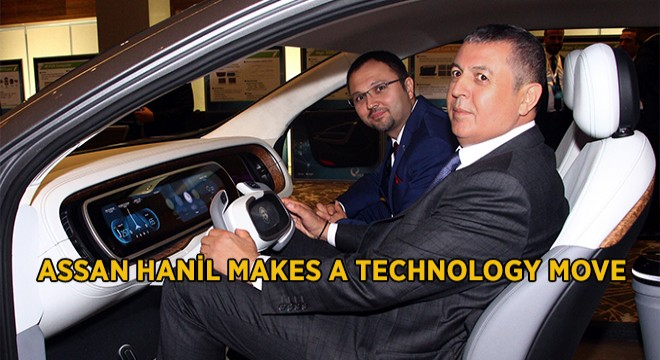 Assan Hanil Makes A Technology Move