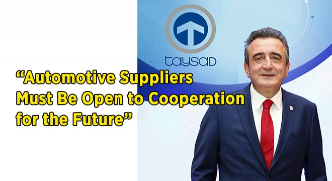 Automotive Suppliers Must Be Open to Cooperation for the Future