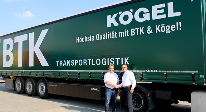 BTK Logistics opts for 50 new Kögel Lightplus trailers