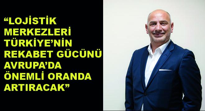 Batu International Logistics Yönetim Kurulu Başkanı Taner Ankara,