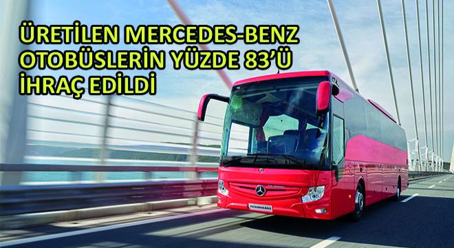 Bülent Acicbe, ''2021'in İlk 9 Ayı Boyunca Ürettiğimiz Otobüslerin Yüzde 83'ünü İhraç Ettik''