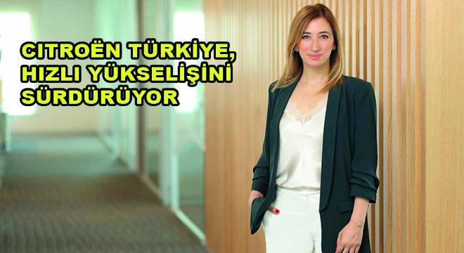 Citron Türkiye, Hızlı Yükselişini Sürdürüyor