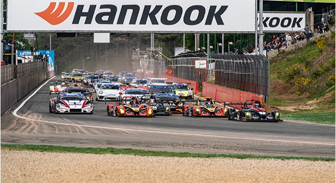 Great confidence with the Hankook race tyre: Wim Spinoy aiming for the title in the Belcar Series