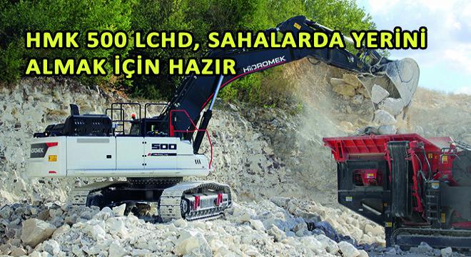 HMK 500 LCHD, Sahalarda Yerini Almak İçin Hazır