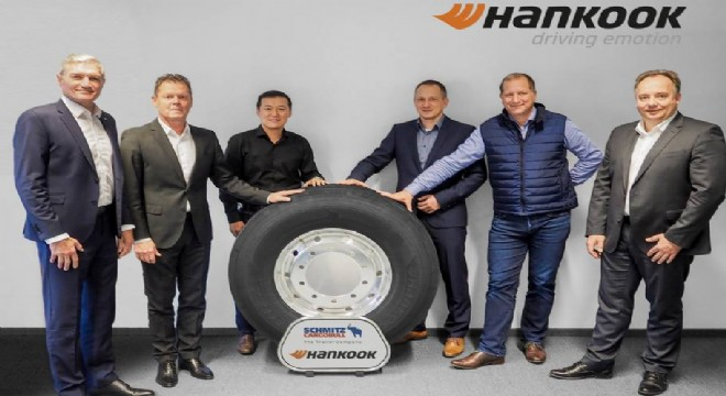 Hankook and Schmitz Cargobull Extend Strategic Alliance Until 2022