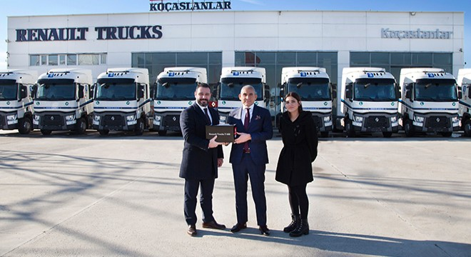 ITT LOJİSTİK CONTINUES TO PURCHASE FROM RENAULT TRUCKS FOR ITS ADR-CERTIFIED TRANSPORTATIONS