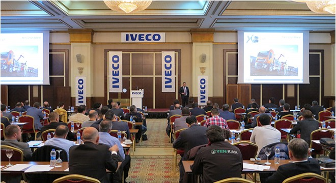 IVECO INTRODUCES THE NEW VEHICLES AND NEW PRIVATE PORTAL
