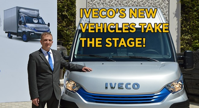 Iveco s Vehicles Take The Stage!
