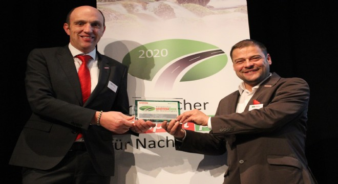 Kögel Received An Award
