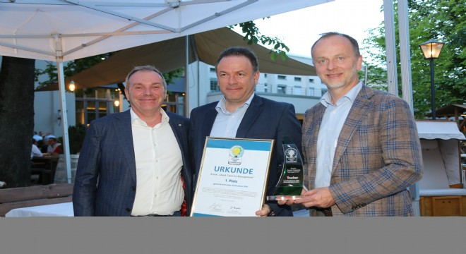 Krone Smart Capacity Management Wins Green Truck Trailer Innovation!
