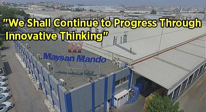 MAYSAN MANDO SHINES OUT AMONG R&D STUDIES IN TURKEY