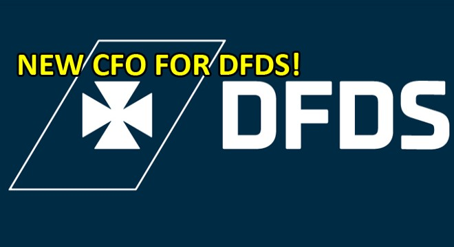 New CFO for DFDS