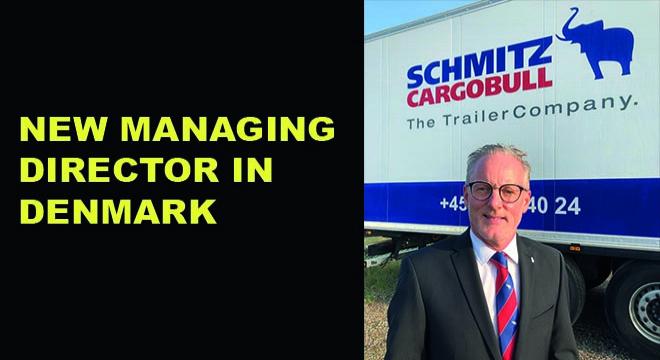 New Managing Director In Denmark