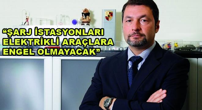 ODD Yönetim Kurulu Başkanı Ali Bilaloğlu,