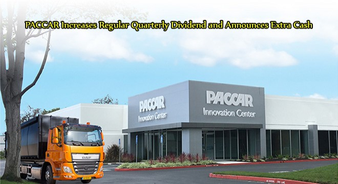 PACCAR Authorizes $500 Million Stock Repurchase