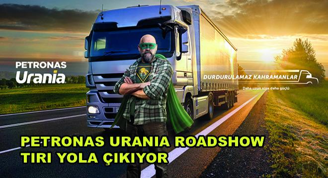 Petronas Urania Roadshow Tırı Yola Çıkıyor
