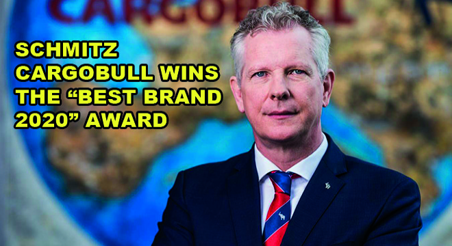 Schmitz Cargobull wins the Best Brand 2020 award