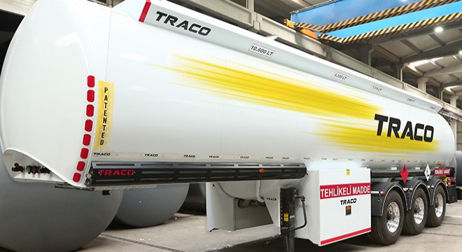 TRACO CARRIES THE FUEL OF THE WORLD!