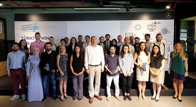 WINNERS OF THE MERCEDES-BENZ TÜRK STARTUP HAVE BEEN ANNOUNCED