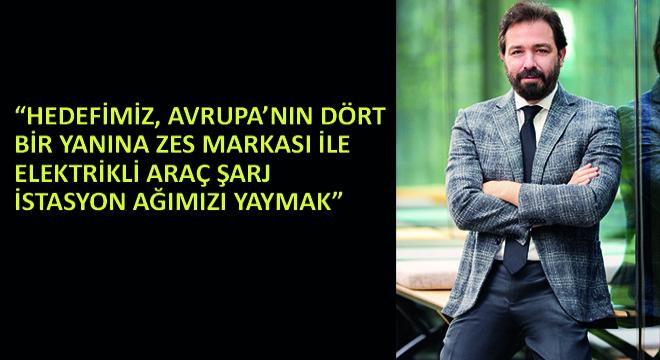 Zorlu Enerji CEO'su Sinan Ak,