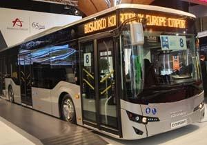 Avrupa'nın En Konforlu ve Ergonomik Otobüs Ödülü ISUZU ...