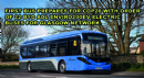 First Bus Prepares For COP26 With Order Of 22 BYD ADL Enviro200EV Electric Buses For Glasgow Network
