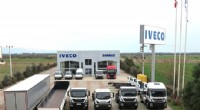 Iveco is More Stronger in Antalya!