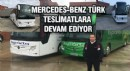 Mercedes-Benz Türk'ten Teslimatlar
