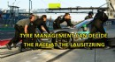 Tyre management can decide the race at the Lausitzring
